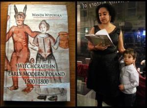 Witchcraft and Wanda courtesy of K. Azarewicz.